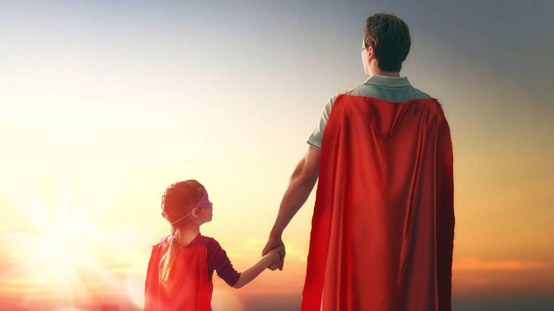 Foto: Tras el triunfo de un hijo está el apoyo de un buen padre. (iStock)