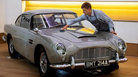 A subasta el Aston Martin de James Bond