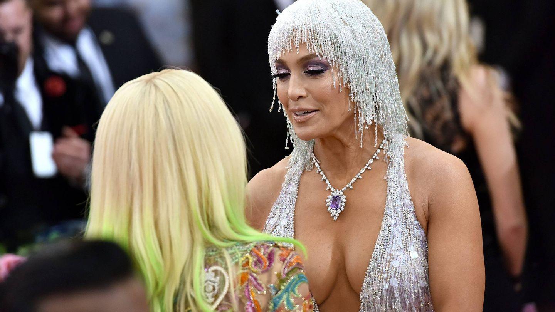 Jennifer Lopez en pleno apogeo MET. (Cordon Press)