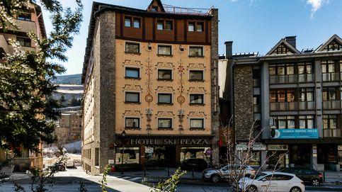 Un hotel de estilo alpino a los pies de Grandvalira (Andorra)