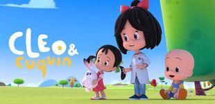 Post de Nick USA y Netflix compran 'Cleo & Cuquín', serie de animación española