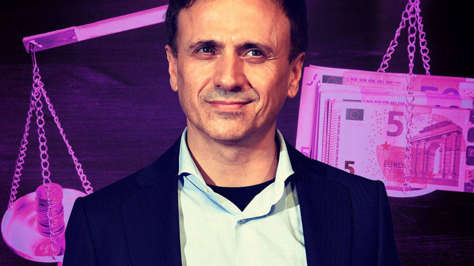 Foto: El actor y humorista José Mota. (Fotomontaje por Vanitatis)