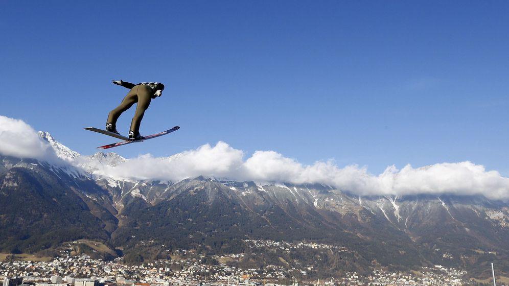 Foto: Austria, con 218, es el tercer país que más medallas ha ganado en la historia de los Juegos Olímpicos de Invierno. (Reuters)