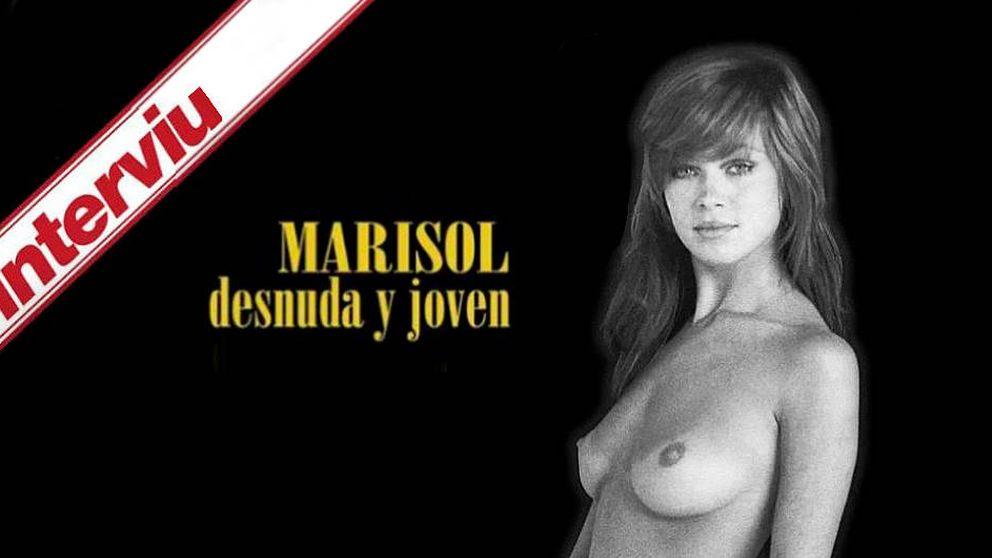 'Interviú' lleva a su último número a Marisol, la portada del millón de ventas