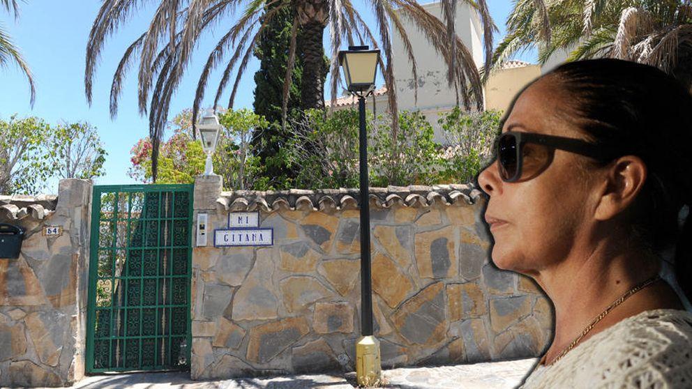 Isabel Pantoja vende Mi Gitana y vacía su casa de La Moraleja