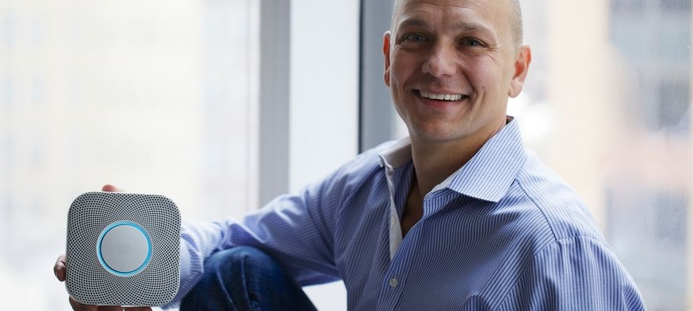 Foto: Tony Fadell, creador de Nest, es ahora responsable de 'hardware' en Google (The Verge)