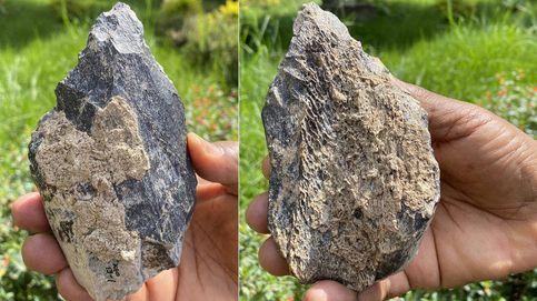 El Homo erectus ya creaba herramientas sofisticadas hace 1,4 millones de años