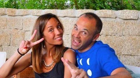 Anna Ortiz echa de menos a Iniesta, que disfruta de su gira por Estados Unidos