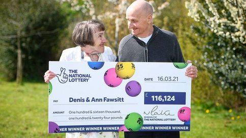 Gana la lotería porque se olvidó las gafas y jugó a números diferentes