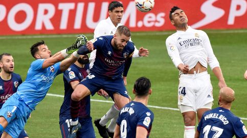 Varane da la cara por Zidane: el Real Madrid remonta con dos goles del francés (1-2)