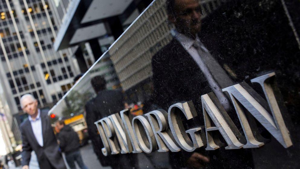 JP Morgan logra un beneficio récord, por encima de 7.000 millones de dólares