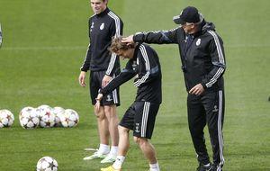 Con Ancelotti, los jugadores con talento juegan para el equipo todo el tiempo