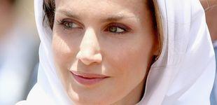 Post de Los 7 looks que la reina Letizia lució en sus anteriores visitas a Marruecos