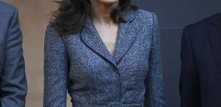 Post de La reina Letizia en la Alhambra: el recuerdo a Leonor en una fecha señalada