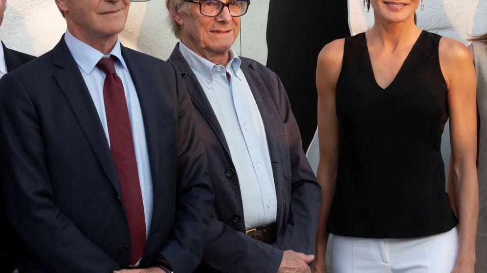 Foto: La reina Letizia inaugura el Atlántida Film Fest en Mallorca. (EFE)