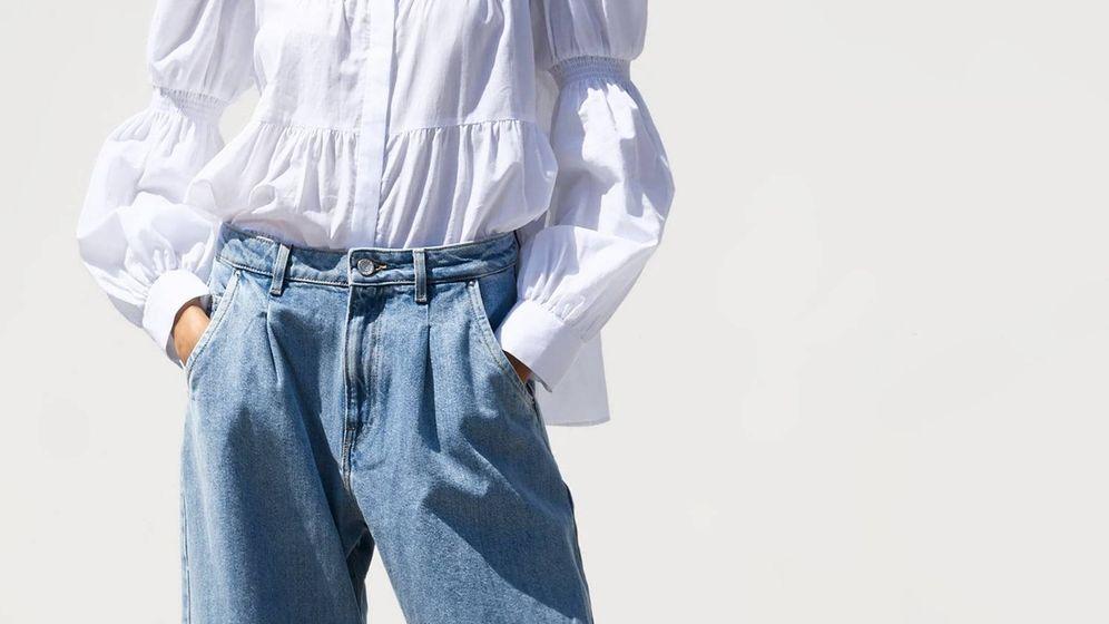 Foto: El vaquero de Zara que más está triunfando en su tienda online. (Cortesía)