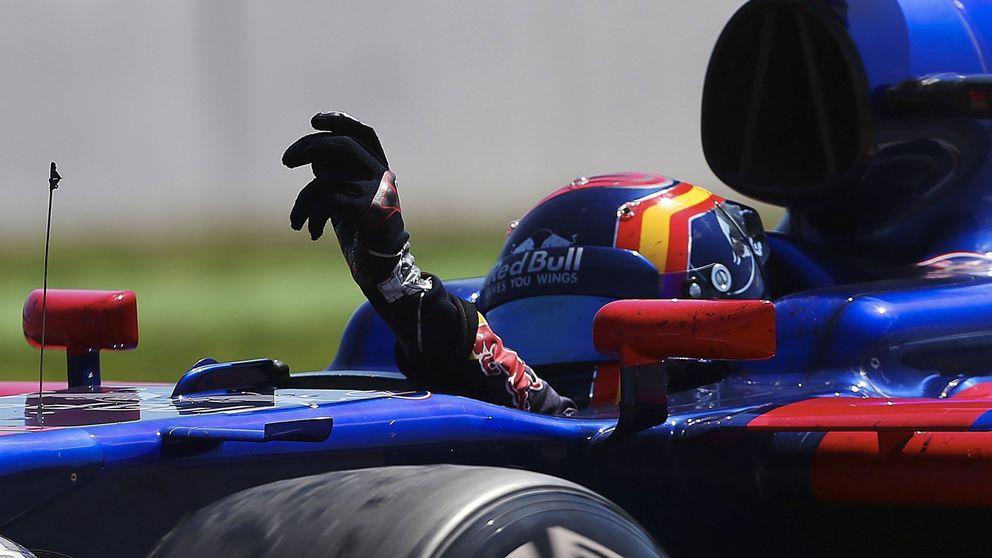 Carlos Sainz, o cómo jugarse 'el cuello' para llamar la atención de Ferrari