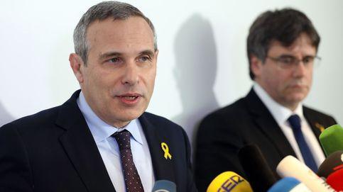 La Guardia Civil halló en el móvil de Alay el plan del Consell per la República hasta 2024