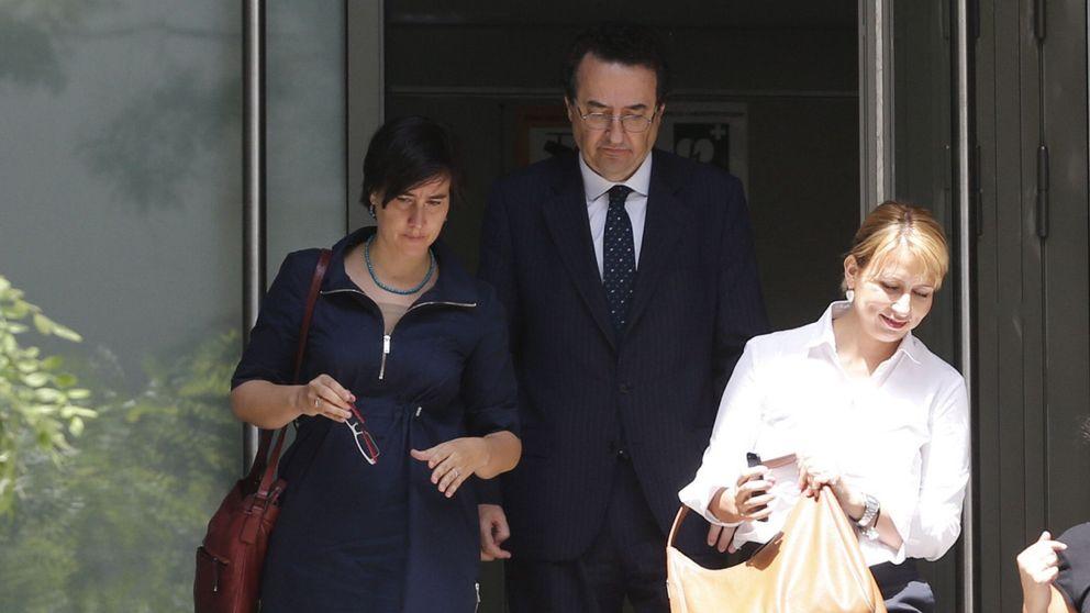 El juez denuncia una artimaña del FROB para denigrar a los peritos del caso Bankia