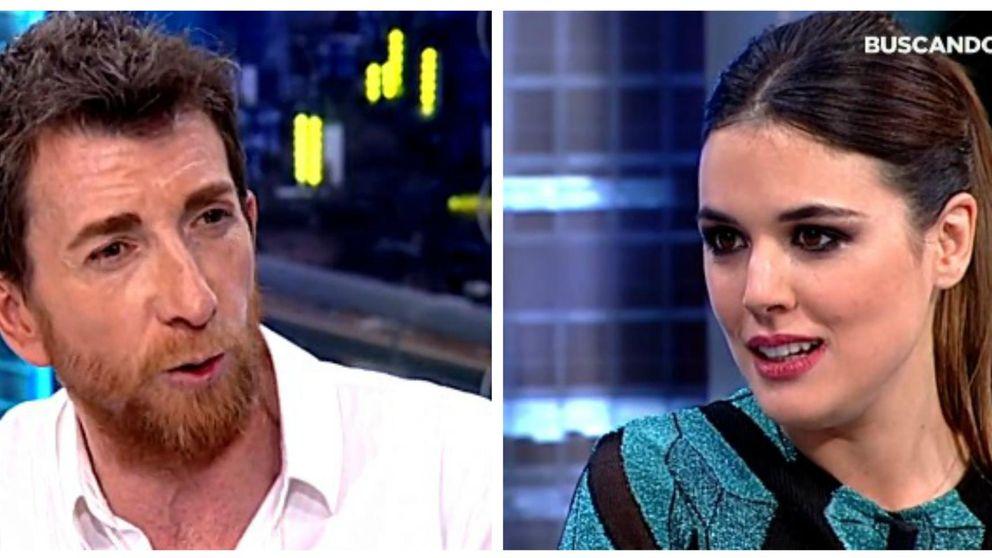 El 'interés' de Pedro Almodóvar por las tetas de Adriana Ugarte en 'Julieta'
