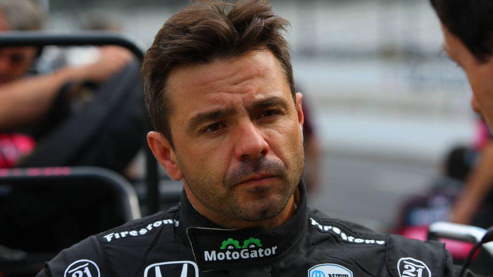 Me sabe mal por Fernando Alonso. Tuvo cero oportunidades en las 500 Millas
