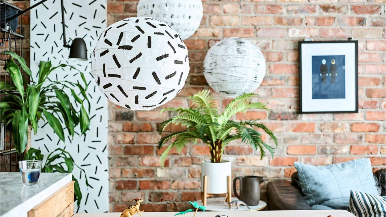 Esta es la lámpara de Ikea que despertará tu creatividad y así puedes aprovecharlo
