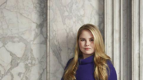Amalia de Holanda cumple 15: la foto que nos la muestra más sofisticada que nunca