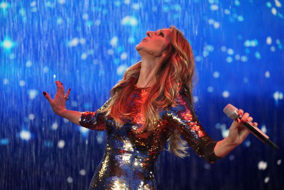 Foto: La cantante Celine Dion (Gtres)