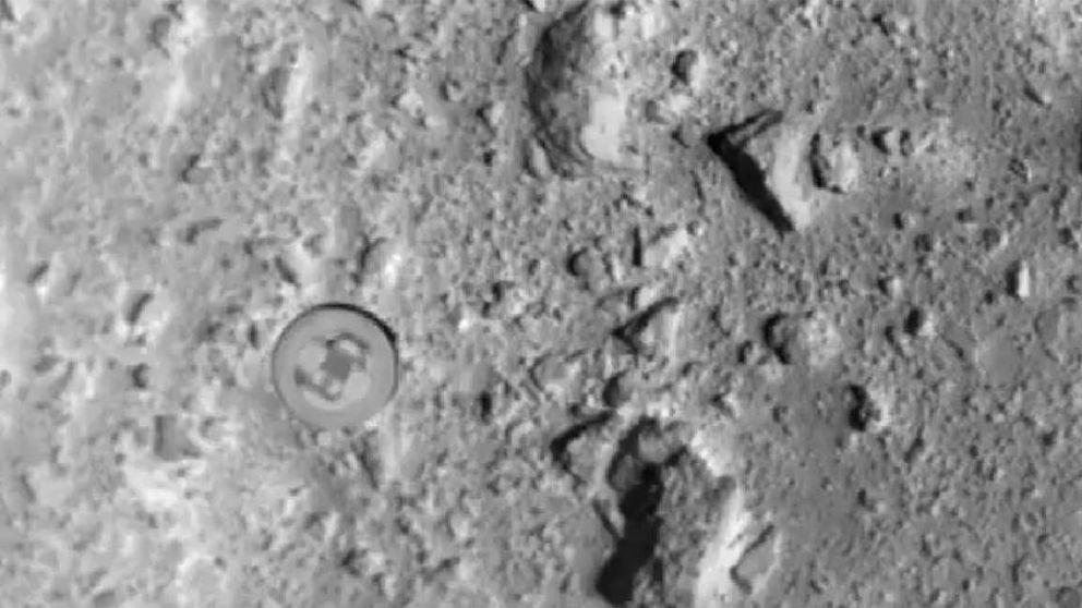Japón ha bombardeado un asteroide con una nave espacial y ha grabado el vídeo