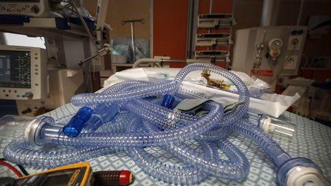 Italia busca respiradores: desde los usados para animales hasta los producidos en 3D