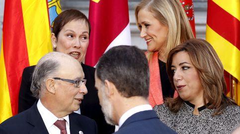 Un inoportuno tuit del PP calienta el cara a cara entre Cifuentes y Díaz