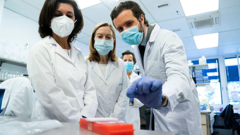 Se acabó el sueño de las primarias: lo que se llevará este 4-M son las listas de laboratorio