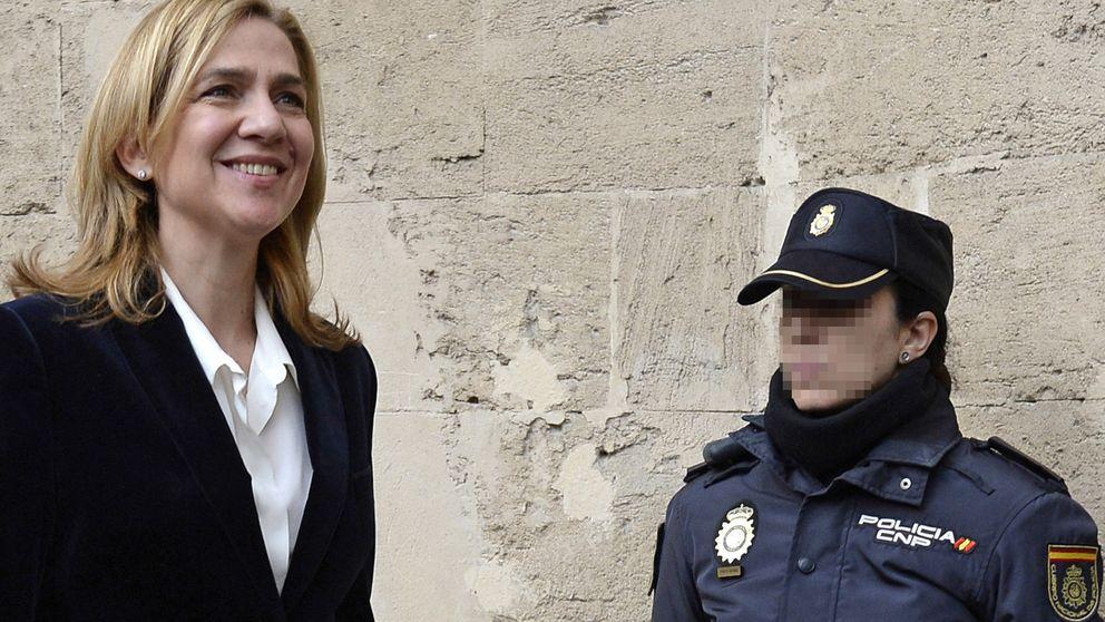 La Infanta devuelve en el juzgado los 600.000 € de los que se lucró
