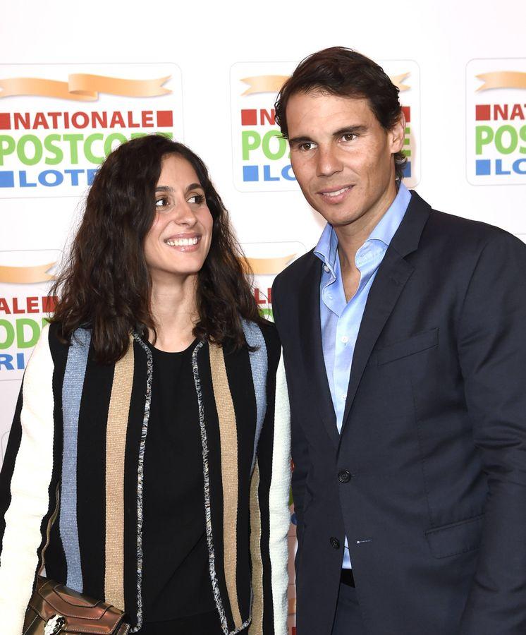 Foto: Rafa Nadal y Xisca Perelló. (Gtres)