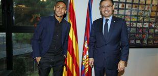 Post de 'Caso Neymar': confirmado el procesamiento del Barça y del jugador