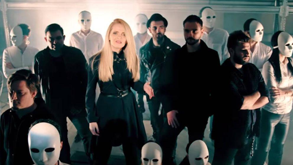 The Humans representarán a Rumanía en Eurovisión 2018 con 'Goodbye'