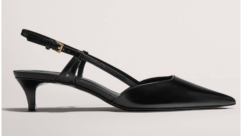 Zapatos de la nueva colección de Massimo Dutti. (Cortesía)