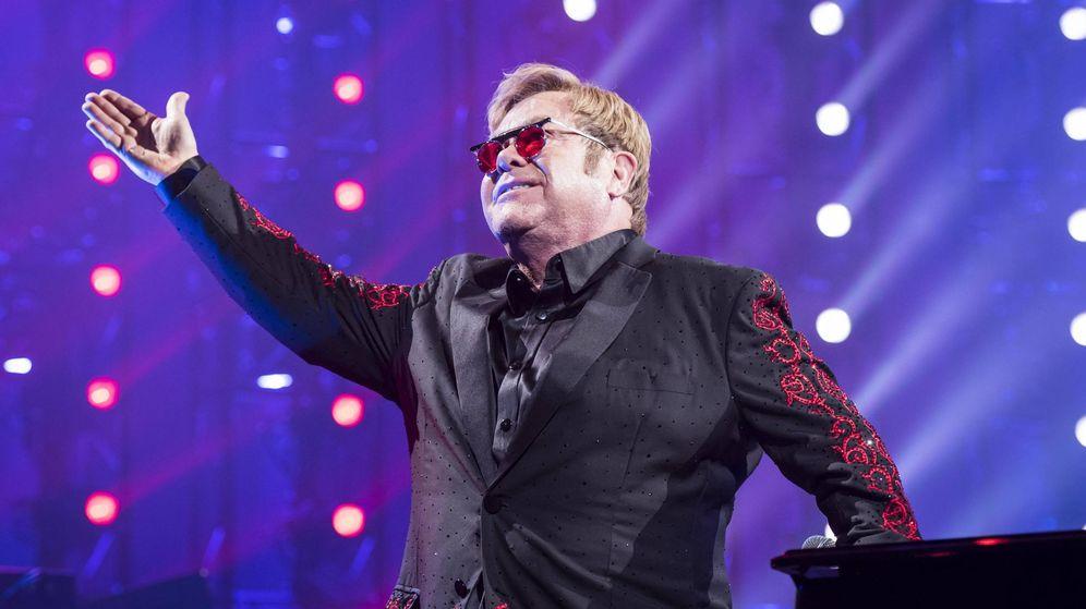 Foto: Elton John en una imagen de 2016. (Cordon Press)