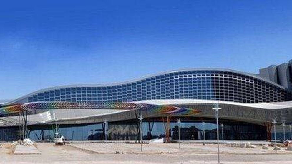 Máalaga estudia medicalizar el Palacio de Ferias para enfermos del coronavirus
