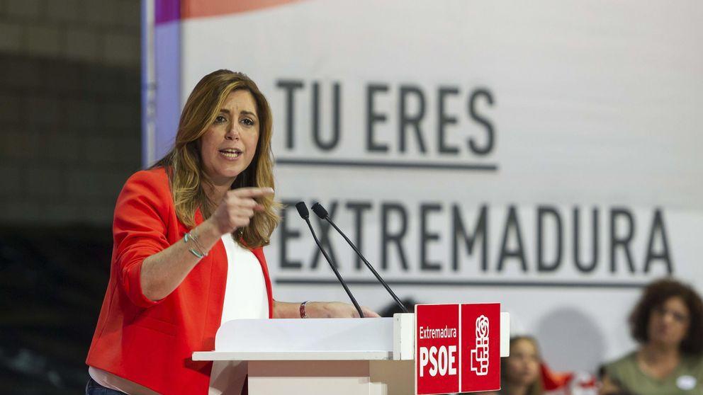 Ciudadanos asume la abstención para dar paso a la socialista Susana Díaz