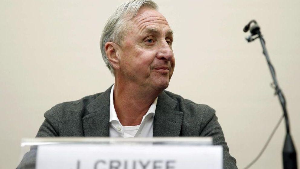 Cruyff siempre fue un ganador, incluso contra el rival más duro,  el cáncer