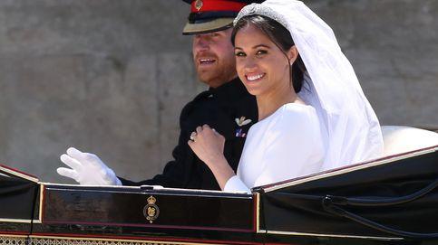Meghan Markle nos inspira con los vestidos de novia que llevó en su gran día