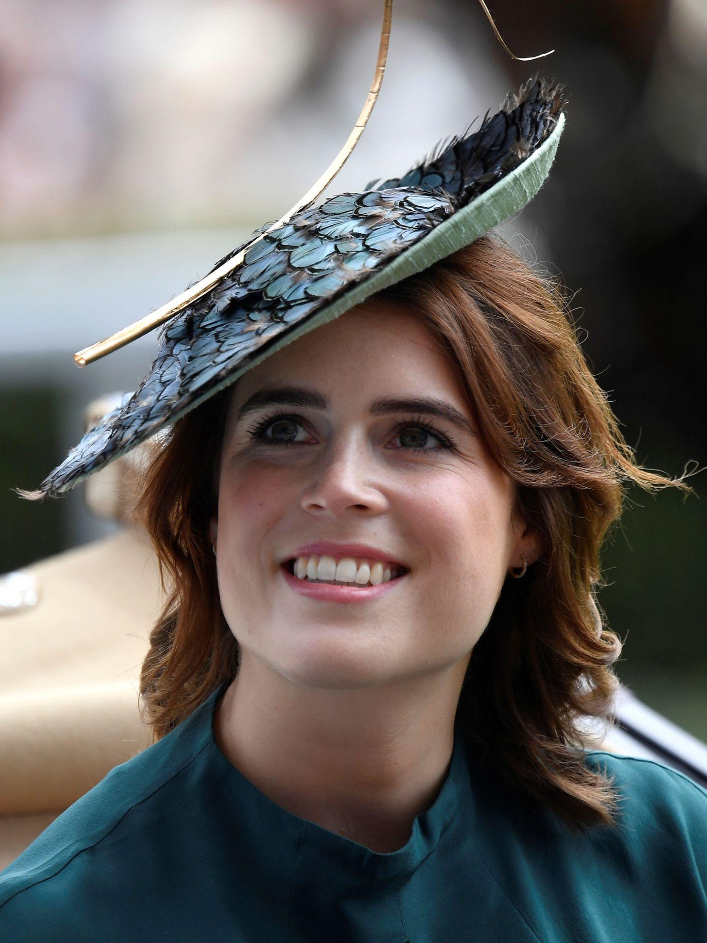 La princesa Eugenia de York, en una imagen de archivo. (Reuters)