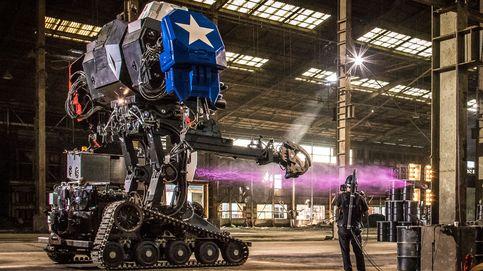 Presentan en Japón un transformer que se convierte en coche