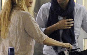 Marta Sánchez y su novio se escapan a Nueva York