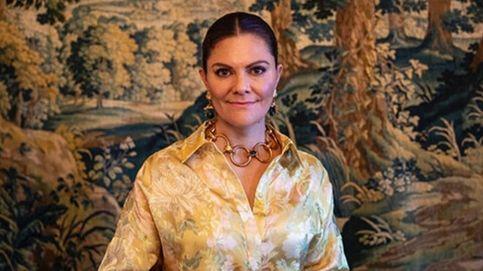 Victoria estrena lo último de H&M en un look sostenible que puede ser tuyo por 150 euros