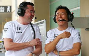 Honda desembarca en la F1 con el doble de soldados que Ferrari