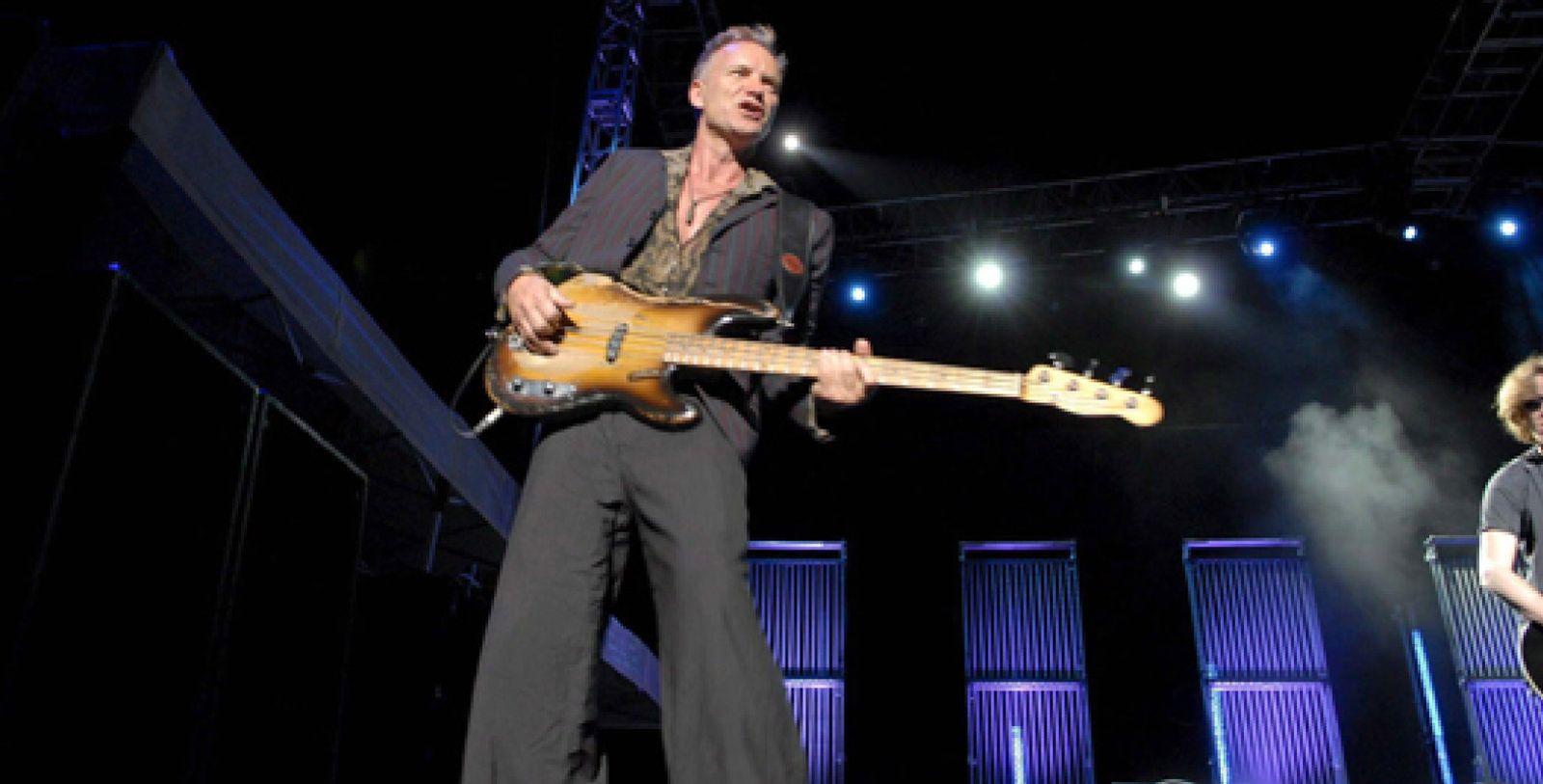 Foto: Sting prepara un disco de canciones para laúd basado en la música de un compositor del siglo XVI