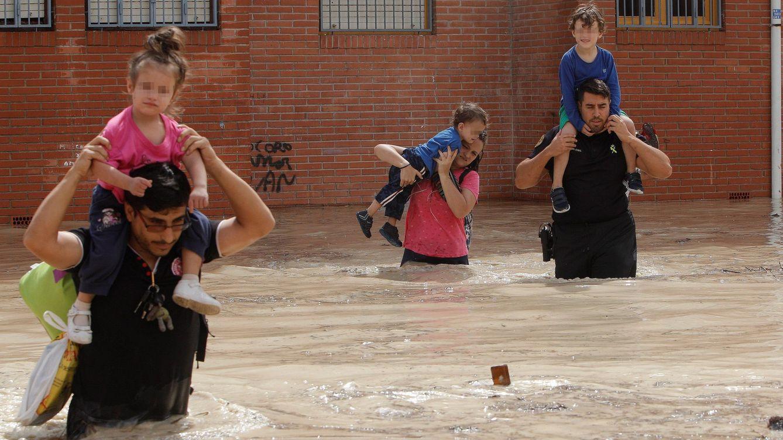 Gota fría: las tormentas dejan ya cinco muertos y se extienden al centro del país