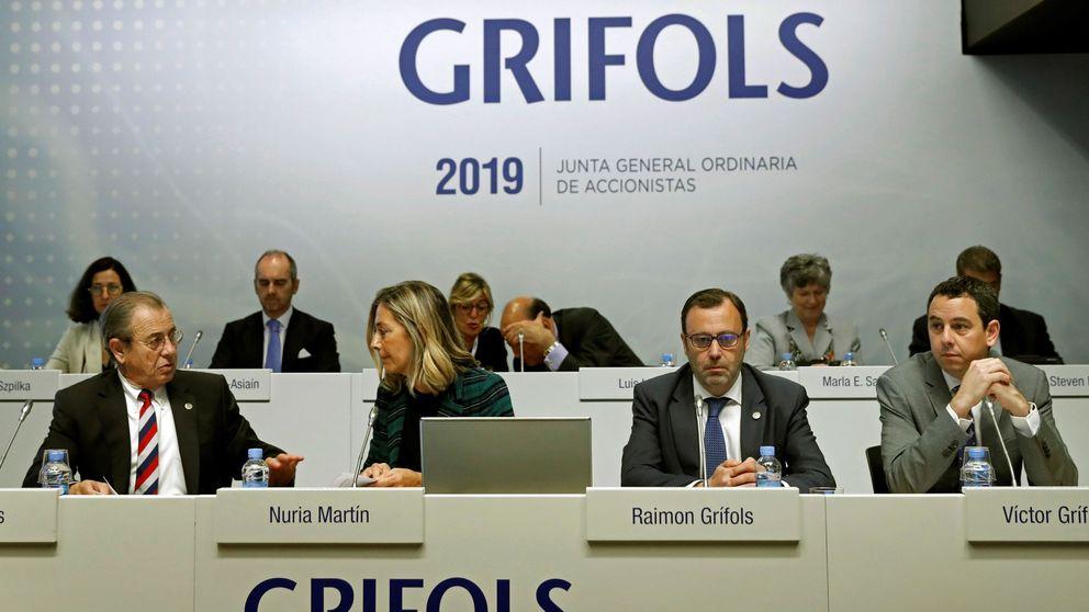 Grifols prevé invertir 1.400 millones hasta 2022 y defiende su apuesta por China
